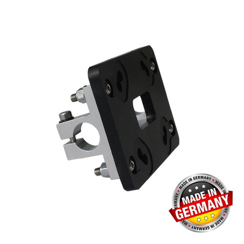Universal AMPS plate for Sat-Nav mounting